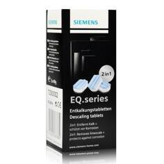 Siemens Afkalkningstabletter Tilbehør til kaffe- og espressomask.
